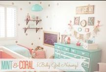 NURSERIES / by Chaotically Creative