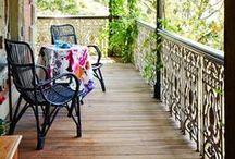 home. {patio} / by Morgan Lemly