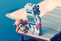 Lego / I am addicted to Lego, legominifigures and any plastic brick creations.  / by Katie Wilkinson
