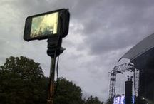 Portable Live Streaming / Everything you may need to stream live video from your iDevice and otherwise. / by Tailor Vijay