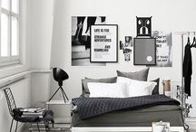 HOT STYLING / Styling inspiration for home décor.