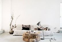 home. {living room} / by Morgan Lemly
