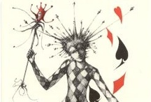 Playing Card / by Susan Williams