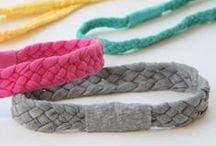 Headband Ideas!  / by MJ Shipley