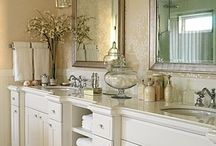 POWDER ROOM / The Way of the Bath / by Jane Burns
