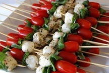 Appetizers  / by Laura M.
