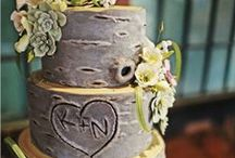 Wedding Cakes & Food & Drink & Dessert / Cakes & Food ideas for the wedding of 2015 =)