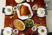 THANKSGIVING RECIPES / The best Thanksgiving Recipes on the INTERNET / by Lesley&Denise@ Chaotically Creative