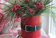 CHRISTMAS DIY / DIY ideas for Christmas / by Lesley&Denise@ Chaotically Creative