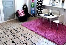 Interiores Infantiles / Sala de juegos, dormitorios... los interiores mas molones para nuestros niños / by 10Decoración