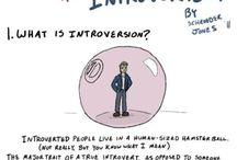 oxe + introvert + högkänslig / Tankar och råd kring personlighetsutveckling och förståelse om varför en är som en är...