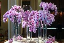 Large Scale Floral Ideas / From Hotels, Weddings, Outdoor & Interiors