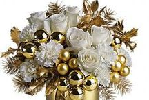 Festive Magic / Christmas Arrangements & Inspiration