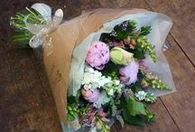 Flowers & Wrap #bouquet / Wrapping Your #Bouquet #Tips