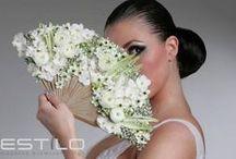 Flowers & Fashion / Wearable Floral Art