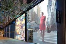 Iluminación con LEDS C4 / Sigue nuestra serie de artículos sobre Retail con Leds c4. www.10decoracion.com/ retail