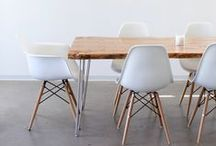 //tables// / by allison // two thirty~five designs