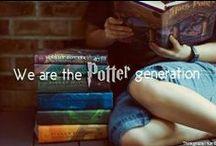 Fandom: Harry Potter / by Katelyn Lyon