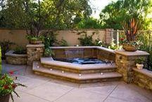 Home: Backyard & Garden ideas / by Katelyn Lyon