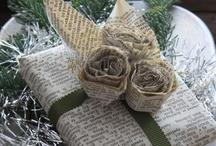 Gift Wraps / by Pamela Hoerner