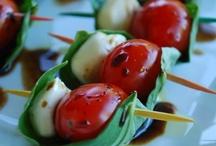 Appetizers / by Pamela Hoerner