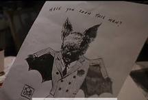 All About The Batman / by elASTROlabio