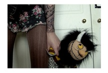 Where the Wild Things Are / by elASTROlabio