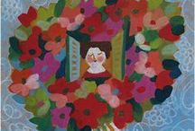 Flores-ilustración / Flowers-illustration