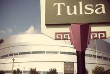 Tulsa / Get your kicks on Route 66!