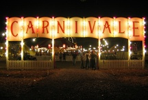 The Carnival  / My fave part of summertime.... the rides, games, & all that delicious fried food! lol / by Tisha Cooley