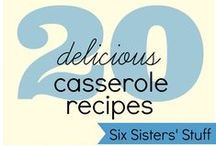 Casseroles and Potlucks / by Ricki Henne