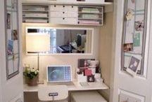 Guest Room/My Office / by Jennifer Bodyharmonymassage