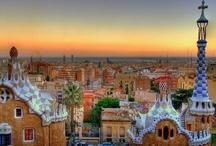 BARCELONA Mataro and Gaudi / by Friedel Jonker
