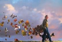 Libros sobre la lectura y los libros / Llibres sobre la lectura i els llibres / Libros sobre la lectura, su historia, su fomento; sobre los lectores de todas las edades, ... Manuales, ensayos, novelas, artículos, etc.
