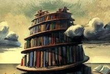 Libros sobre las Bibliotecas / Llibres sobre les Biblioteques / Books on Libraries / Libros de ficción y no-ficción, para adultos y para niños, que tienen a las bibliotecas y los bibliotecarios/ bibliotecarias, como protagonistas