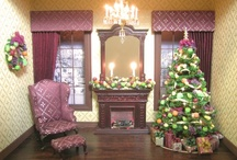 Dollhouse Christmas / by Shanda Jackson