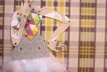 Feminist Paper Dolls March 2012 / by Bridget McAlonan
