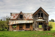 Abandoned Farmhouses 1 / by Shanda Jackson