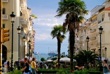 Greece, Thessaloniki and Aristotelous / by Friedel Jonker