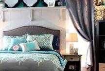 Home: Bedroom & Closet Ideas / by Katelyn Lyon