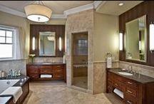 Home: Bathroom Ideas / by Katelyn Lyon
