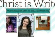 Blogging - Christ is Write
