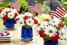 Fourth of July ideas / by Colleen Huff