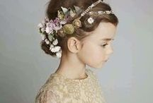 Kiddos. / For when I get to be a Mommy... This is how I'd like to style my little princes or princesses! / by Kaelyn
