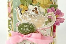 """TEA/COFFEE"" Cards/Crafts"
