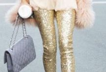 Sequins / Wear things that sparkle  / by Angela Ritchie