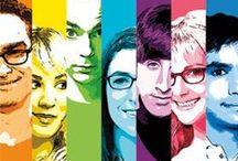 Fandom: Big Bang Theory / by Katelyn Lyon