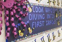 Primary bulletin boards / Bulletin board ideas for primary school teachers!