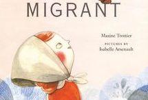 Refugiados y migrantes en la LIJ / Refugiats i migrants en la LIJ