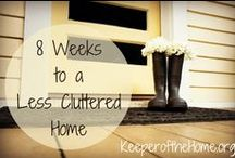 Getting my S#!t together! / by Cluttered Mama
